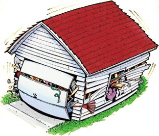garageverkoop